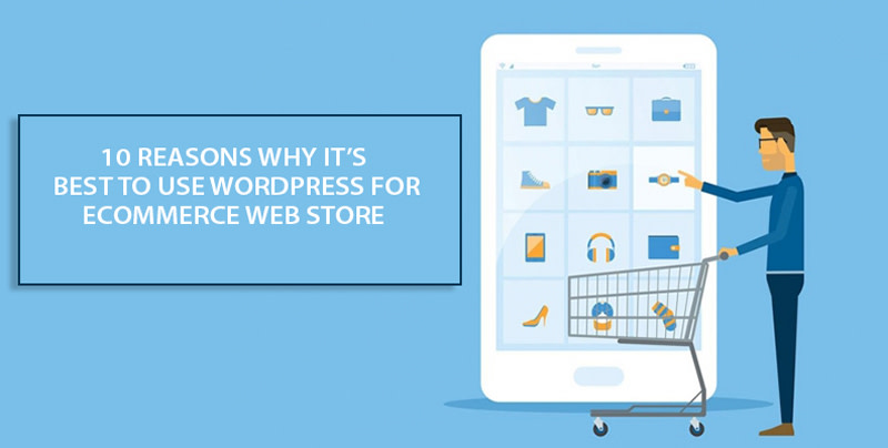 10 Reasons Why it's best to use WordPress for eCommerce